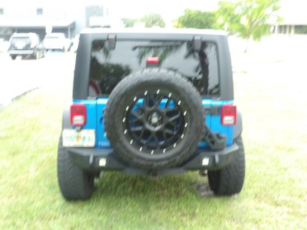 Used 2015 Jeep Wrangler Unlimited Sahara   Miami, FL n15