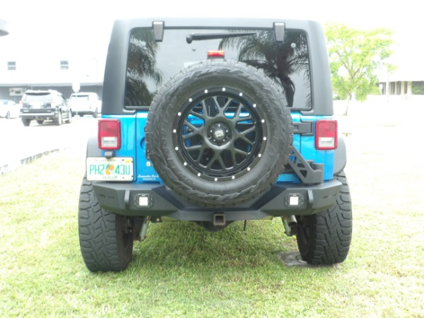 Used 2015 Jeep Wrangler Unlimited Sahara   Miami, FL n16
