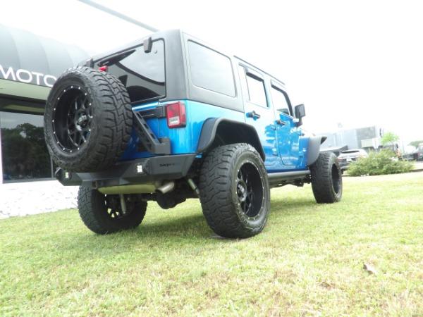 Used 2015 Jeep Wrangler Unlimited Sahara   Miami, FL n20
