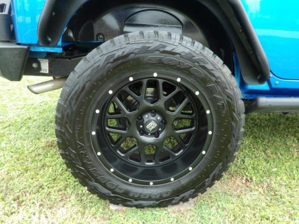 Used 2015 Jeep Wrangler Unlimited Sahara   Miami, FL n22