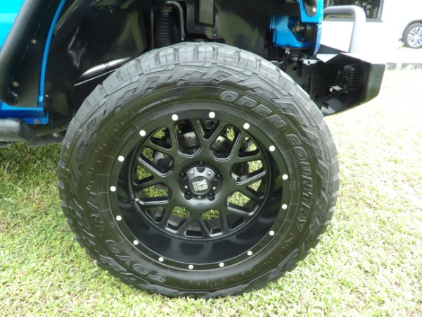 Used 2015 Jeep Wrangler Unlimited Sahara   Miami, FL n23