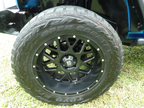 Used 2015 Jeep Wrangler Unlimited Sahara   Miami, FL n24