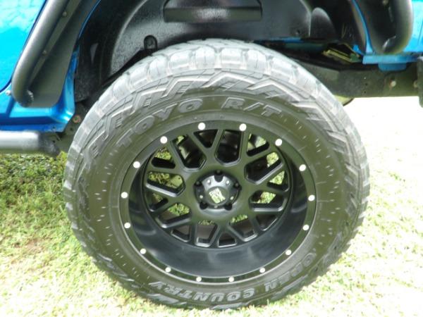Used 2015 Jeep Wrangler Unlimited Sahara   Miami, FL n25