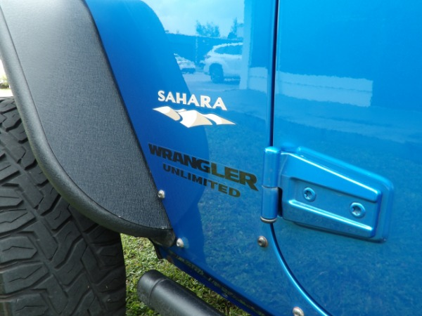 Used 2015 Jeep Wrangler Unlimited Sahara   Miami, FL n26