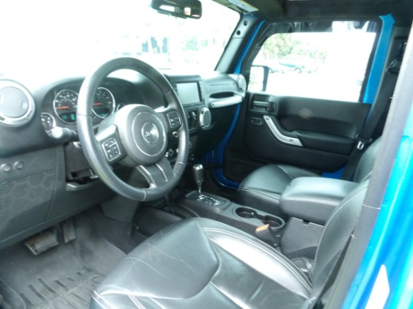 Used 2015 Jeep Wrangler Unlimited Sahara   Miami, FL n32
