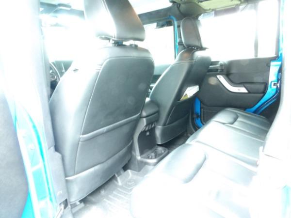 Used 2015 Jeep Wrangler Unlimited Sahara   Miami, FL n34