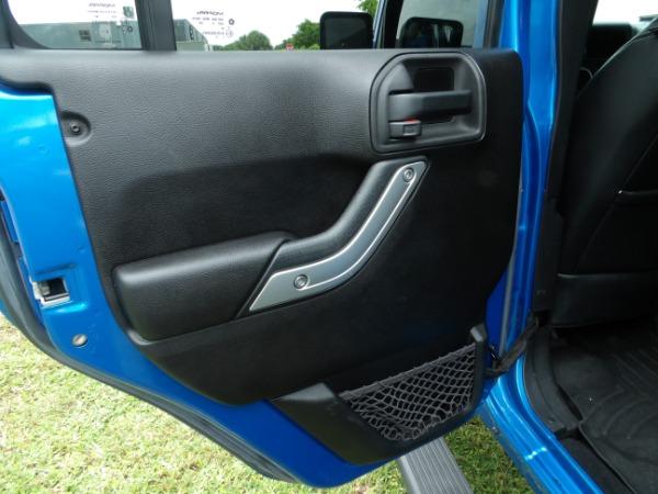 Used 2015 Jeep Wrangler Unlimited Sahara   Miami, FL n35
