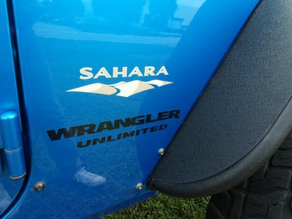 Used 2015 Jeep Wrangler Unlimited Sahara   Miami, FL n38