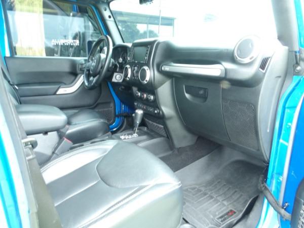 Used 2015 Jeep Wrangler Unlimited Sahara   Miami, FL n40