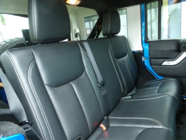 Used 2015 Jeep Wrangler Unlimited Sahara   Miami, FL n47