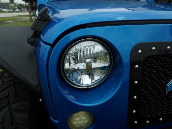 Used 2015 Jeep Wrangler Unlimited Sahara   Miami, FL n48