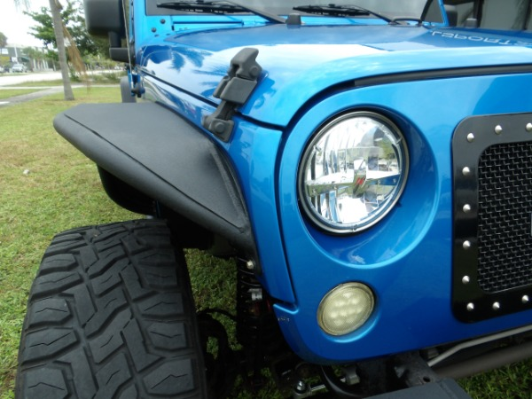 Used 2015 Jeep Wrangler Unlimited Sahara   Miami, FL n51