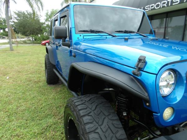 Used 2015 Jeep Wrangler Unlimited Sahara   Miami, FL n53