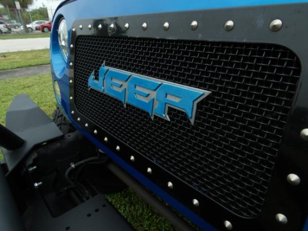 Used 2015 Jeep Wrangler Unlimited Sahara   Miami, FL n54