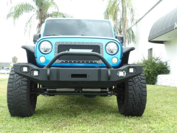 Used 2015 Jeep Wrangler Unlimited Sahara   Miami, FL n6
