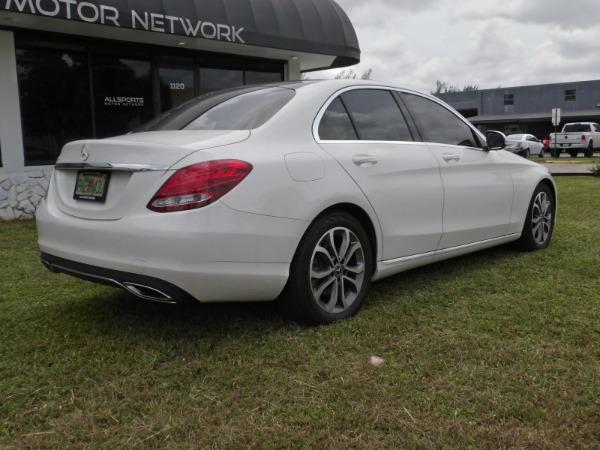 Used 2018 Mercedes-Benz C-Class C 300   Miami, FL n11
