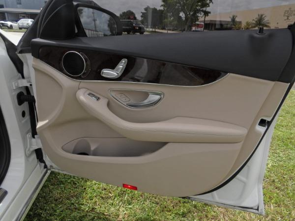 Used 2018 Mercedes-Benz C-Class C 300   Miami, FL n16