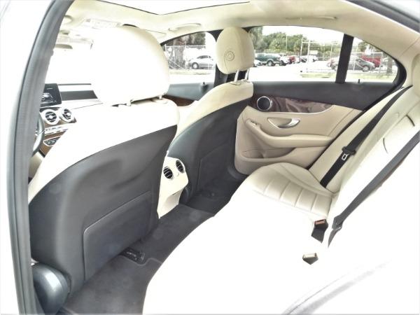 Used 2018 Mercedes-Benz C-Class C 300   Miami, FL n36