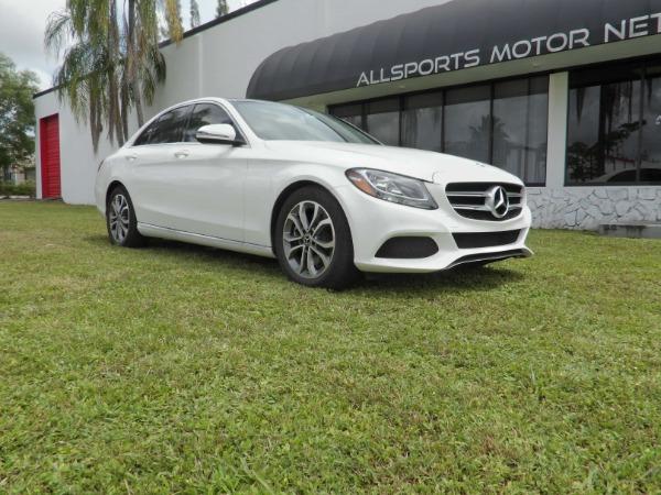Used 2018 Mercedes-Benz C-Class C 300   Miami, FL n4