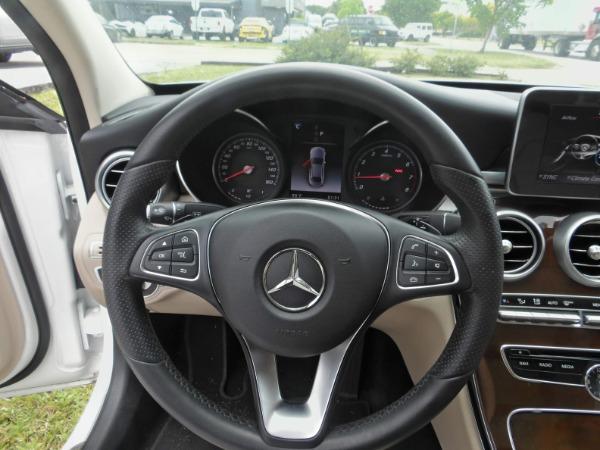 Used 2018 Mercedes-Benz C-Class C 300   Miami, FL n42