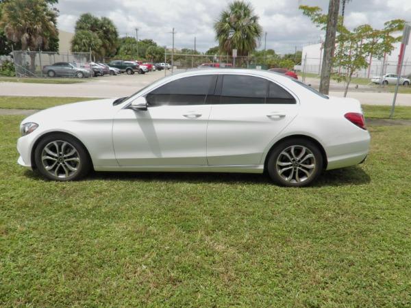 Used 2018 Mercedes-Benz C-Class C 300   Miami, FL n51