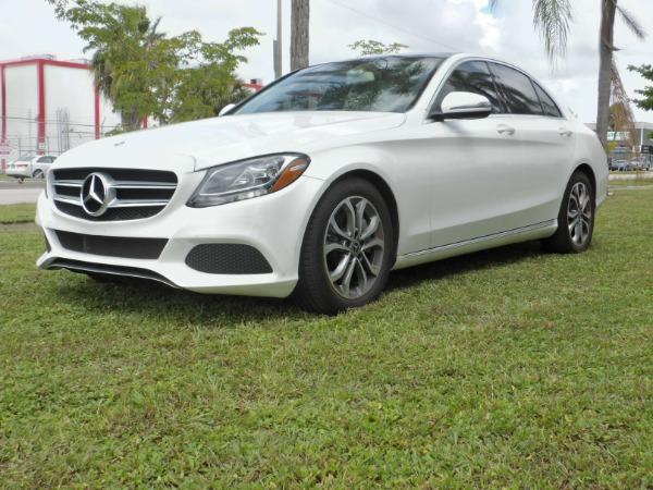 Used 2018 Mercedes-Benz C-Class C 300   Miami, FL n6