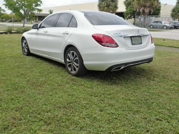 Used 2018 Mercedes-Benz C-Class C 300   Miami, FL n8