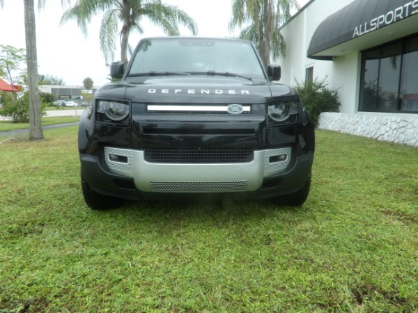 Used 2020 Land Rover Defender 110 First Edition   Miami, FL n2