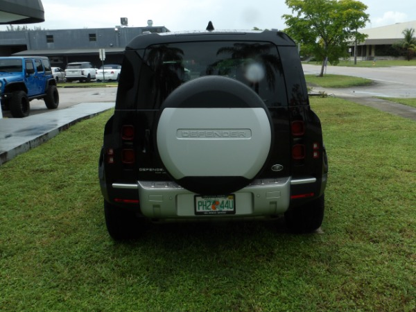 Used 2020 Land Rover Defender 110 First Edition   Miami, FL n3