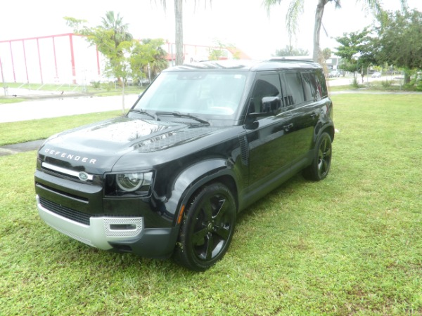 Used 2020 Land Rover Defender 110 First Edition   Miami, FL n4