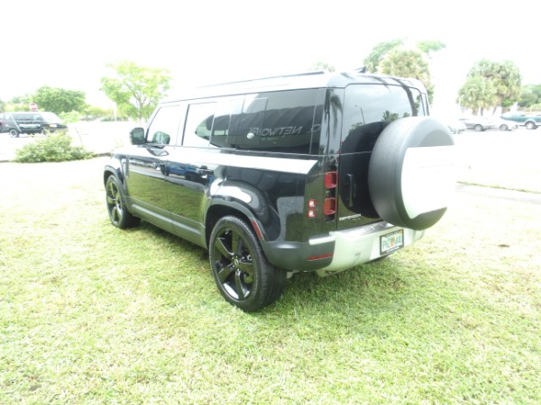 Used 2020 Land Rover Defender 110 First Edition   Miami, FL n5
