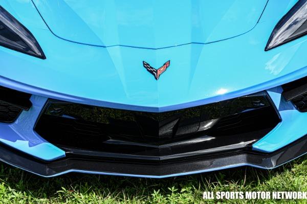 Used 2020 Chevrolet Corvette Stingray 3LT Conv.   Miami, FL n10