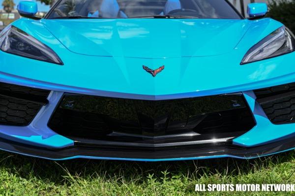 Used 2020 Chevrolet Corvette Stingray 3LT Conv.   Miami, FL n13