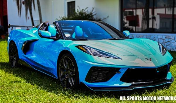 Used 2020 Chevrolet Corvette Stingray 3LT Conv.   Miami, FL n2