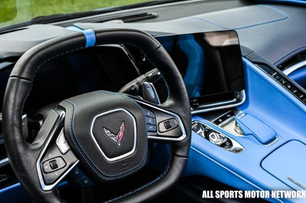 Used 2020 Chevrolet Corvette Stingray 3LT Conv.   Miami, FL n24