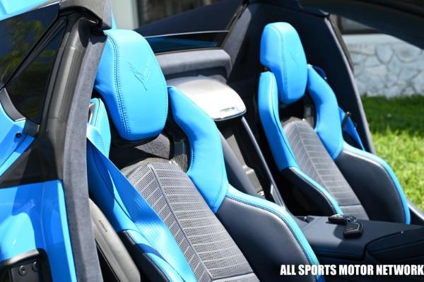 Used 2020 Chevrolet Corvette Stingray 3LT Conv.   Miami, FL n27