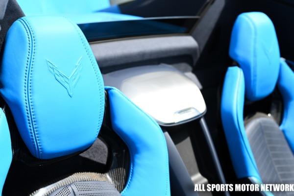 Used 2020 Chevrolet Corvette Stingray 3LT Conv.   Miami, FL n28