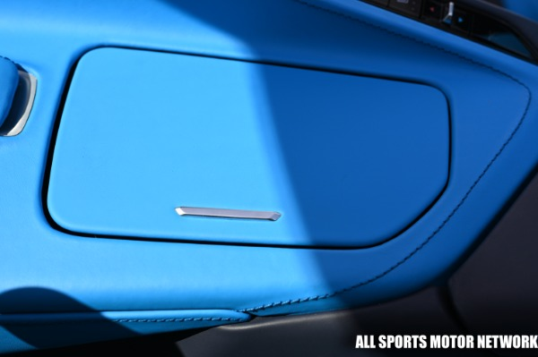 Used 2020 Chevrolet Corvette Stingray 3LT Conv.   Miami, FL n30