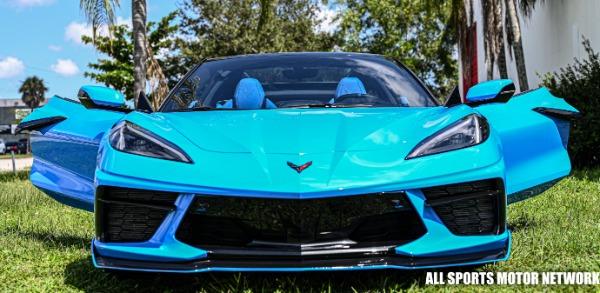 Used 2020 Chevrolet Corvette Stingray 3LT Conv.   Miami, FL n34
