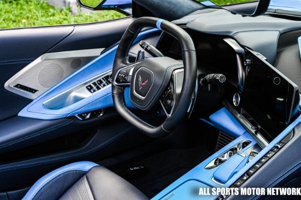Used 2020 Chevrolet Corvette Stingray 3LT Conv.   Miami, FL n46