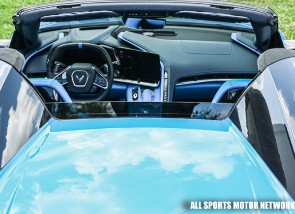 Used 2020 Chevrolet Corvette Stingray 3LT Conv.   Miami, FL n50