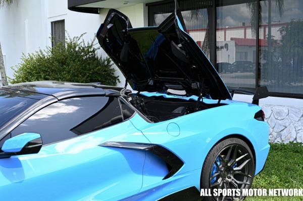 Used 2020 Chevrolet Corvette Stingray 3LT Conv.   Miami, FL n63