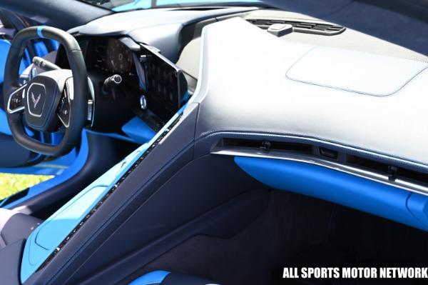 Used 2020 Chevrolet Corvette Stingray 3LT Conv.   Miami, FL n68