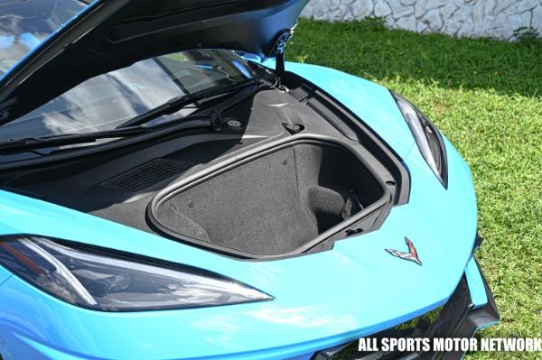 Used 2020 Chevrolet Corvette Stingray 3LT Conv.   Miami, FL n69