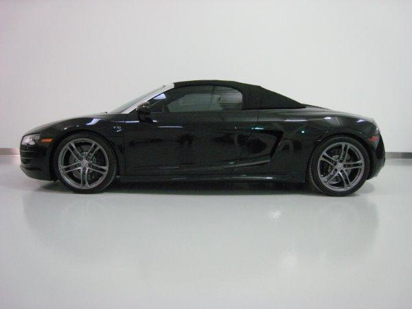 Used 2011 Audi R8 5.2 quattro Spyder | Miami, FL n11