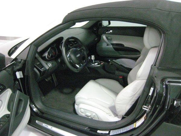 Used 2011 Audi R8 5.2 quattro Spyder | Miami, FL n20