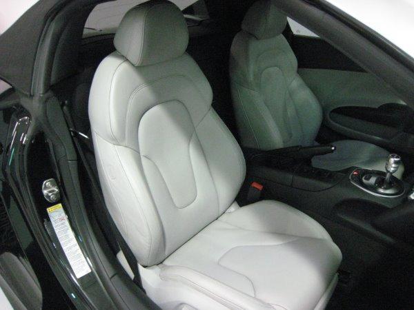 Used 2011 Audi R8 5.2 quattro Spyder | Miami, FL n23