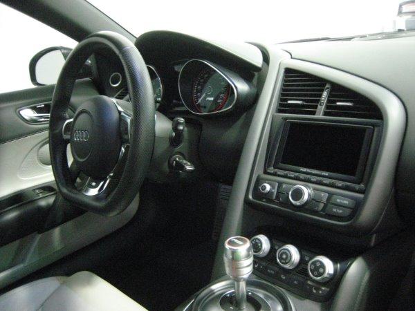 Used 2011 Audi R8 5.2 quattro Spyder | Miami, FL n27