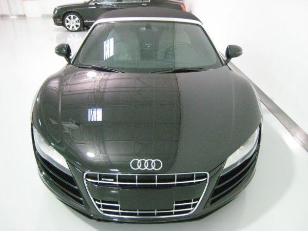 Used 2011 Audi R8 5.2 quattro Spyder | Miami, FL n4
