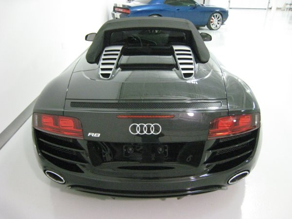 Used 2011 Audi R8 5.2 quattro Spyder | Miami, FL n7